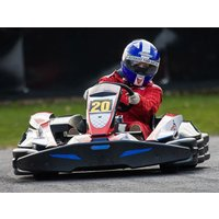 Outdoor Karting Session For Two Picture