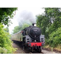 Steam Train Experience for Two - Train Gifts