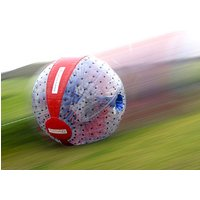 Harness Zorbing For Two - Was £74, Now £54 Picture