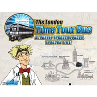 The London Time Tour Bus and Guide Book for Two, Was £49, Now £24 - Gift Ideas For Two Gifts