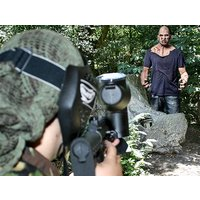Zombie Paintball for Two, Was £19, Now £9 - Paintball Gifts