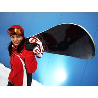 Skiing or Snowboarding Lessons for Two - Snowboarding Gifts