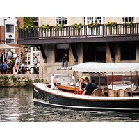 Oxford River Cruise and Restaurant Dining at The Folly for Two - Gift Ideas For Two Gifts