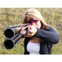 Clay Pigeon Shooting For Two With 100 Clays Picture