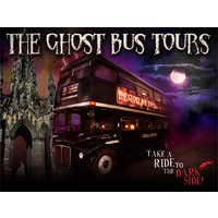 Ghost Bus Tour And Guide Book For Two Picture