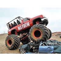 Monster Truck Ride For Two Picture