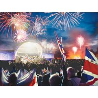 Deluxe Picnic at the Proms for Two - Picnic Gifts