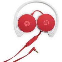 Casque HP H2800 W1Y21AA#ABB Hi-Fi supra-aural rouge 1 pc(s)