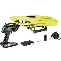 RC Speedboot Carson Modellsport Race Shark FD RC Motorboot 100% RtR 395