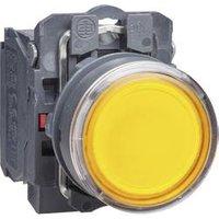 Schneider Electric XB5AW3565 Leuchtdrucktaster 600 V 6 A IP66, IP67, IP69, IP69K tastend 1 St.