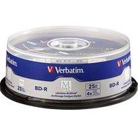 Blu-ray M-DISC vierge Verbatim 98909 25 Go 25 pc(s) tour