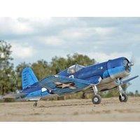 Propellerflugzeug Black Horse Corsair F4U  Bausatz 2280