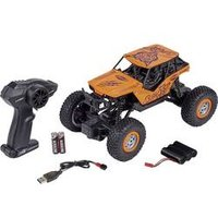 Carson Modellsport Micro Beast Orange, Schwarz 1:18 RC Modellauto Elektro Crawler RtR 2,4 GHz inkl. Akku, Ladegerät und Senderbatterien*