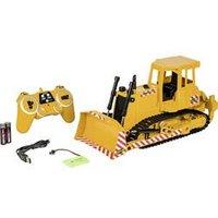 Carson Modellsport Bulldozer 1:20 RC Funktionsmodell Baufahrzeug