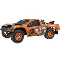 HPI Racing Jumpshot SC V2 Orange, Schwarz Brushed 1:10 RC Modellauto Elektro Short Course Heckantrieb (2WD) RtR 2,4 GHz