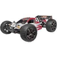 HPI Racing Trophy 4.6 1:8 RC Modellauto Nitro Truggy Allradantrieb (4WD) RtR 2,4 GHz
