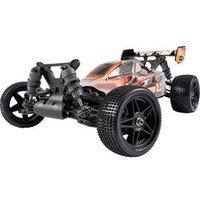 Carson Modellsport X10 Dirt Warrior Sport 2.0 1:10 RC Modellauto Elektro Buggy Allradantrieb (4WD) 100% RtR 2,4 GHz