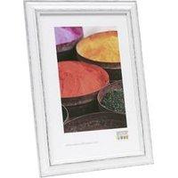 Deknudt S221H3 10X15 Bilder Wechselrahmen Papierformat: 10 x 15 cm Weiß, Schwarz