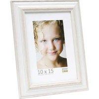 Deknudt S221H1 10X15 Bilder Wechselrahmen Papierformat: 10 x 15 cm Weiß