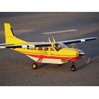 VQ Cessna 208 Grand Caravan Gelb RC Motorflugmodell ARF 1650 mm$*
