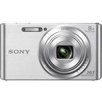 Fotokamera, Sony, »DSC-W830S Silber« (DSCW830S.CE3)