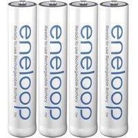 Panasonic Eneloop 4x AAA 750mAh Batterie (BK-4MCCE/4BE)