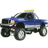 Tamiya Ford F-350 High Lift Brushed 1:10 RC Modellauto Elektro Monstertruck Allradantrieb (4WD) Bausatz