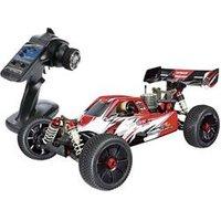 Carson Modellsport Virus 4.0 1:8 RC Modellauto Nitro Buggy Allradantrieb (4WD) RtR 2,4 GHz