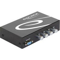 Switch VGA 4 ports Delock 87636 noir