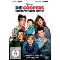 DVD Die Coopers Schlimmer geht immer FSK: 0