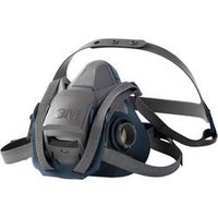 3M™ 6500QL Series Reusable Quick Latch Half Mask - Medium