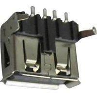USB A Einbaubuchse Buchse, Einbau horizontal DS1095-BNM0 DS1095-BNM0 Connfly Inhalt: 1 St.