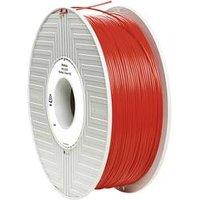 Filament Verbatim PLA Filament PLA 1.75 mm rouge 1 kg