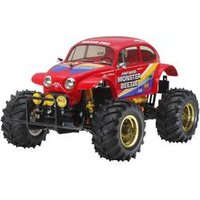 Tamiya Monster Beetle Brushed 1:10 RC Modellauto Elektro Monstertruck Heckantrieb (2WD) Bausatz