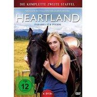 DVD Heartland 2.Season FSK: 12