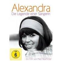 DVD Alexandra Die Legende einer Sängerin FSK: 6