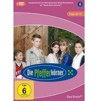 DVD Die Pfefferkörner Staffel 6 FSK: 6