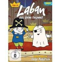 DVD Laban das kleine Gespenst Folgen 01-08 FSK: 0