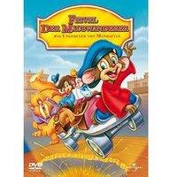 DVD Feivel der Mauswanderer 4 Das Ungeheuer von Manhattan FSK: 0