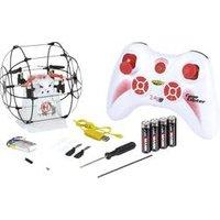 Carson RC Sport X4 Cage Copter Quadrocopter RtF Einsteiger*