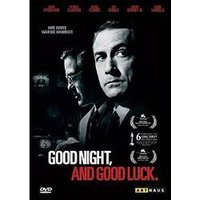 DVD Good Night, and Good Luck. FSK: 12