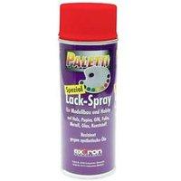 Kunstharzfarbe EXTRON Modellbau Paletti Rot Spraydose 400 ml