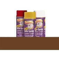 Kunstharzfarbe EXTRON Modellbau Paletti Nuss-Braun Spraydose 400 ml