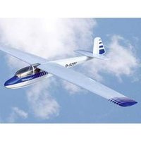 RC Segelflugzeug Pichler KA 7 Röhnadler Blau  ARF 2540*