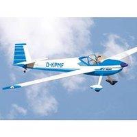 RC Segelflugzeug Pichler CFalke SF25 Blau  ARF 3060*