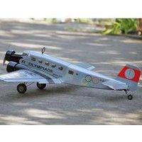 VQ Junkers JU-52 Olympiade RC Motorflugmodell ARF 1630 mm*