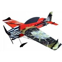 RC Factory Extra 330 Superlite Rot RC Indoor-, Microflugmodell Bausatz 840 mm*