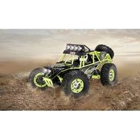 Reely Desert Climber Brushed 1:10 XS RC Modellauto Elektro Buggy Allradantrieb (4WD) RtR 2,4 GHz
