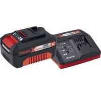 EINHELL Batterie avec chargeur rapide 3 Ah PXC
