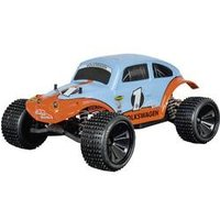 Carson RC Sport Beetle Warrior Brushed 1:10 RC Modellauto Elektro Truggy Heckantrieb (2WD) 100% RtR 2,4 GHz